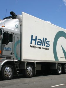 Hall's Transport